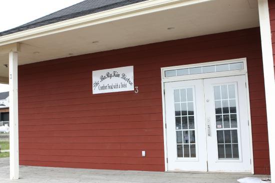 Port Hawkesbury, Καναδάς: Our building