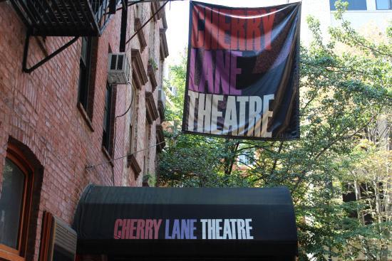 Sidewalks of New York Tours : Cheery Lane Theatre, Greenwich