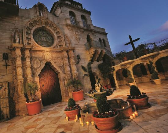 Wedding Chapel Picture Of The Mission Inn Hotel And Spa