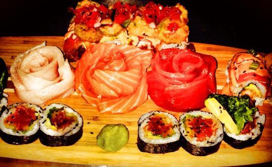 Island Time Sushi Bar & Seafood Grill
