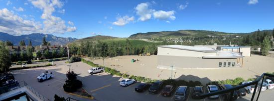 Holiday Inn West Kelowna: View from the window