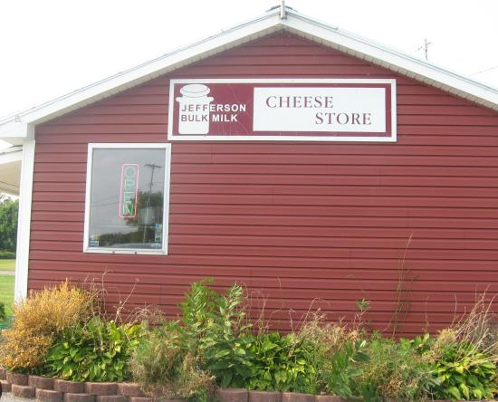 The Cheese Store
