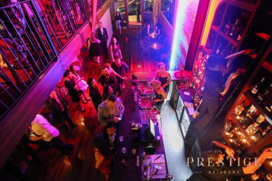 Prestige Bar