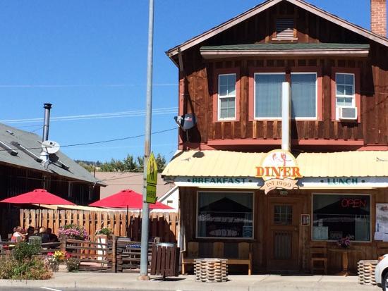 Prairie City, Орегон: Chuck's LIttle Diner