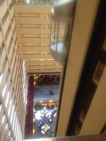jw marriott essex house new york excelente ubicacin elegir pisos ms altos por posible