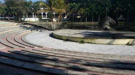 Foto De Taman Wisata Lembah Dieng Malang Auditorium