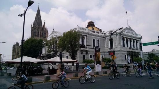 Rectoría de la Universidad de Guadalajara : Arte