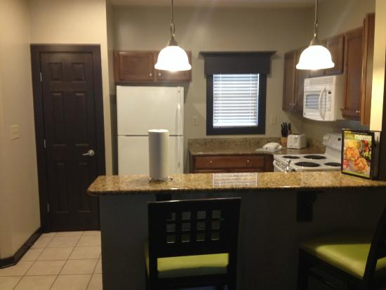 Bluegreen Parkside Williamsburg, Ascend Resort Collection: Kitchen