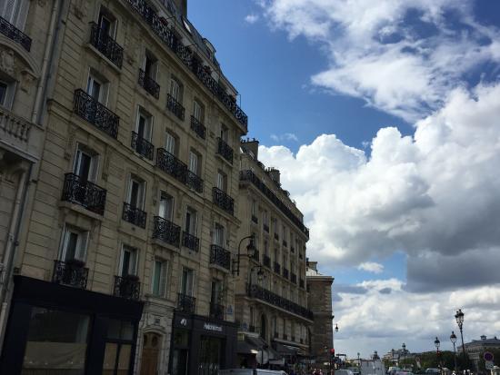باريس, فرنسا: Caminando por la Ile de la Cité