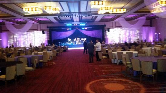 Image result for Harrahs AC banquet room
