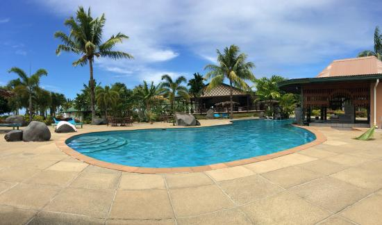 Pool at Amoa Resort