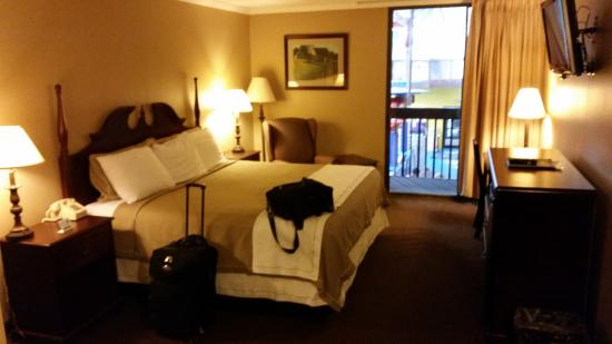 Pzazz Resort Hotel: Room