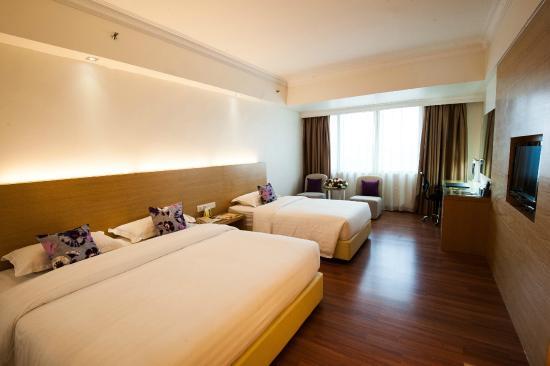 Crystal Crown Hotel Petaling Jaya: Deluxe Room