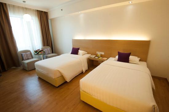 Crystal Crown Hotel Petaling Jaya: Superior Twin Room