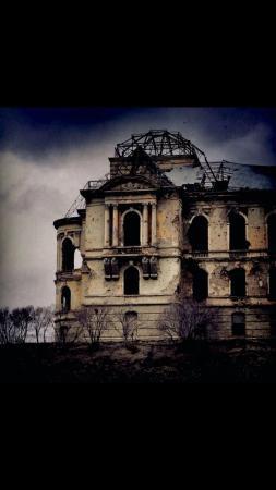 Darul Aman Palace: Zia