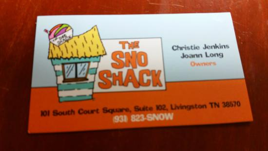 Livingston, TN: Punch Cards buy 10 get 1 small FREE