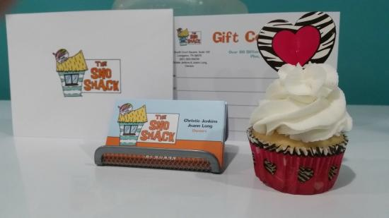 Livingston, TN: Baked Goods, Gift Certificates, Punch Cards