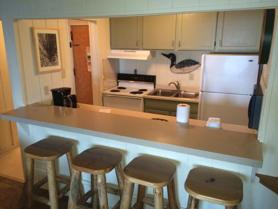 Chateau LeVeaux on Lake Superior: Kitchen