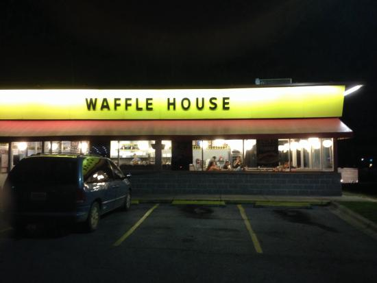 My Triple Order Hashbrowns Picture Of Waffle House Chipley Tripadvisor