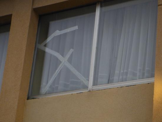 Baymont Inn & Suites of Des Moines: Windows