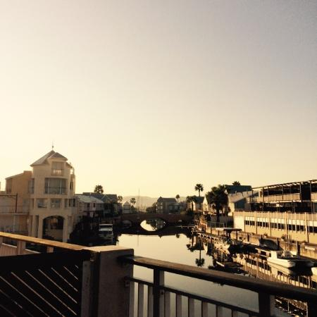 Apartments at Knysna Quays: View from Balcony