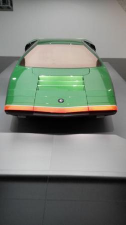 La Fantastica Alfa Romeo 33 Bertone Carabo Picture Of Museo