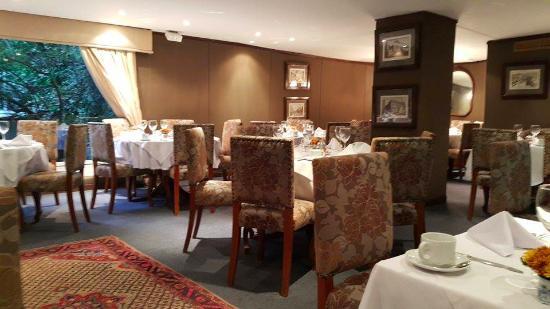 Hotel Porton Bogota: COMEDOR