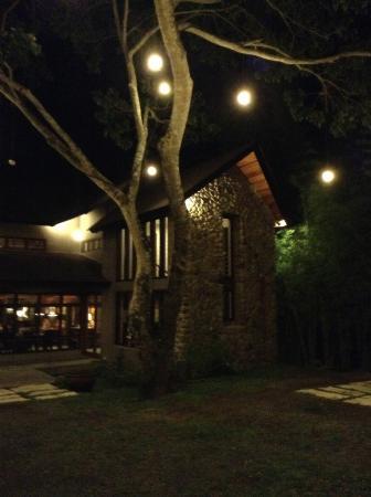 Angelfield's Hotel: From the garden