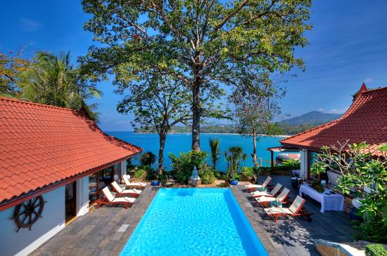 Villa Phuket: View from two first floor bedrooms