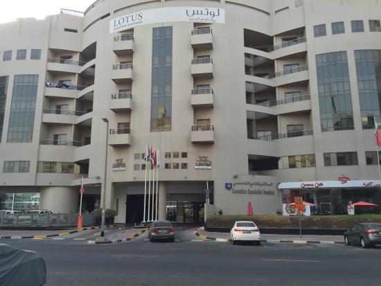 Lotus Grand Hotel Apartments: photo0.jpg