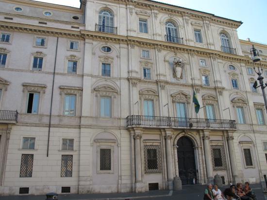 Palazzo Pamphilij
