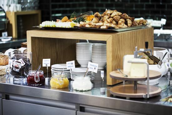 First Hotel Twentyseven Breakfast