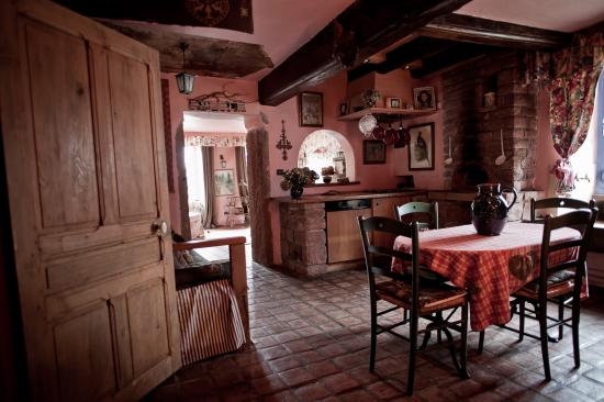 cuisine de l 39 ancienne ferme photo de la ferme de marion senones tripadvisor. Black Bedroom Furniture Sets. Home Design Ideas