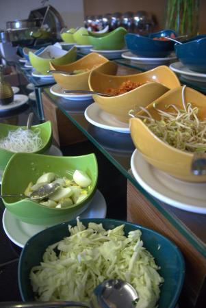 Amaris Hotel Embong Malang - Surabaya : Condiments