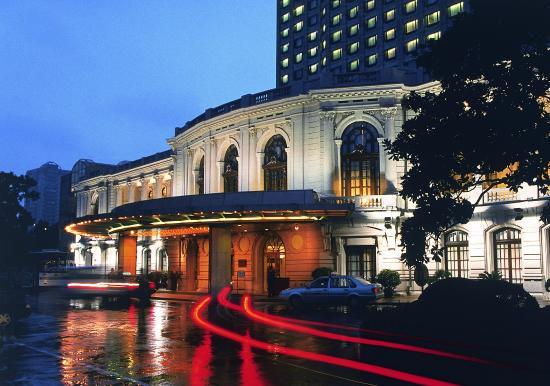 Okura Garden Hotel Shanghai: Building