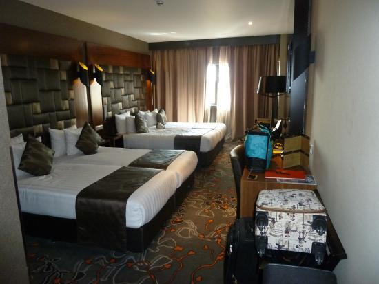 Standard 3 Bed Room Picture Of Xo Hotels Park West Amsterdam