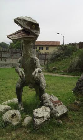 San lorenzello dinopark foto di la citta dei dinosauri for San lorenzello