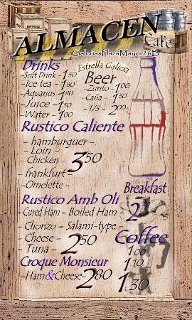 Almacen Cafe