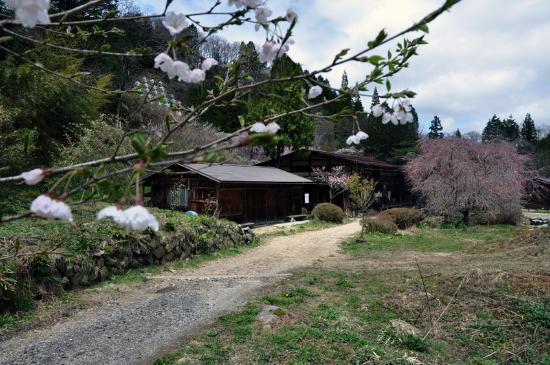 Ryokan Fujioto: Nakasendo road