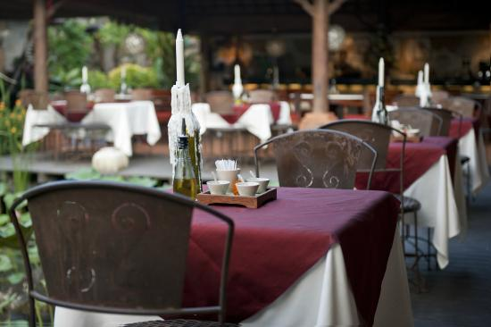 Il Giardino: Flavors of Italy with the magic of Bali