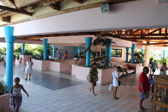 Hall foto di villaggio giardini d oriente nova siri tripadvisor