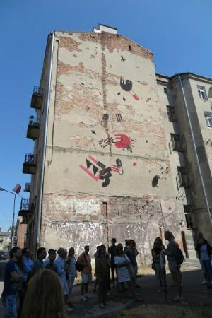 Free Walking Tour Praga Warsaw