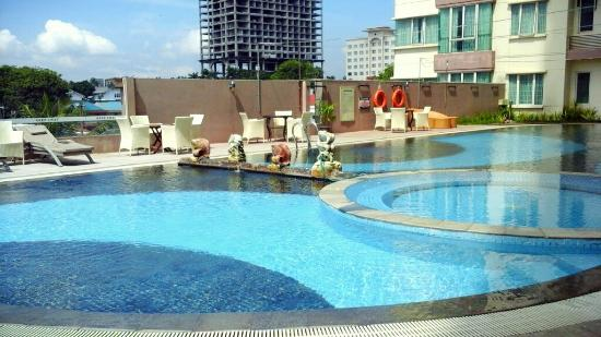 Hotel Swimming Pool Picture Of The Bcc Hotel Residence