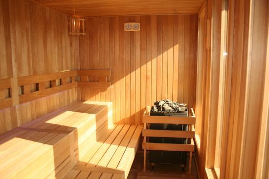 Holiday Beach Budapest Wellness & Conference Hotel: Sauna World