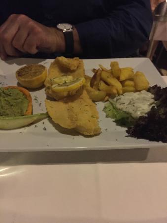 Korsan Fish Restaurant: Posh Fish & Chips