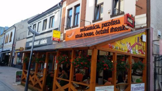 Pizzeria Venezia Centrum Restaurant