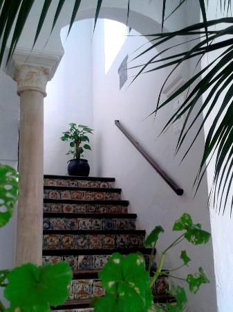 Palacio de Medina Sidonia: Bonito rincón