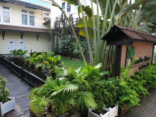 Garden Home B B See 60 Reviews And 38 Photos Yangon Myanmar