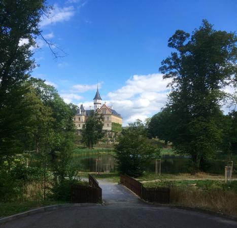 Zamek Radun