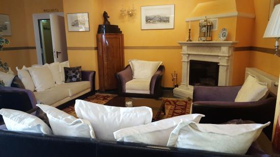 BEST WESTERN Alexa Hotel: Lounge för vila